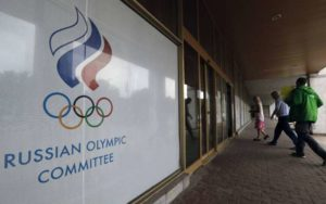 Comite Olímpico Ruso