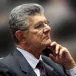 Eal presidente de la Asamblea Nacional (AN), Henry Ramos Allup