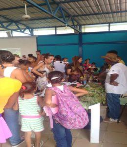 Exposición plantas medicinales palenqueras