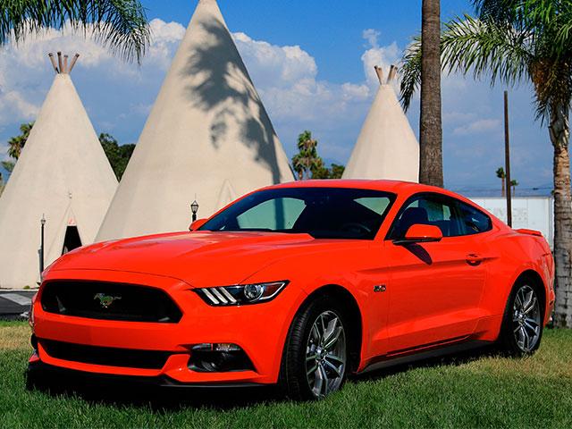 Segun Focus2move El Ford Mustang Fue El Auto Deportivo De Mayor