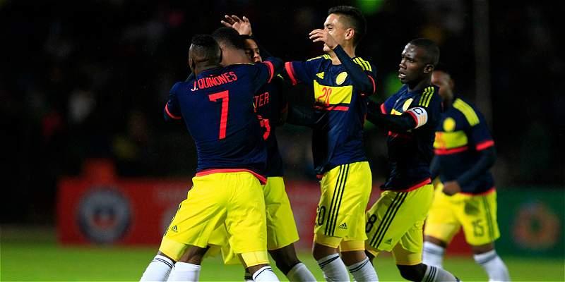Colombia Sub 20: Colombia, Por Su Primer Triunfo En Suramericano Sub-20