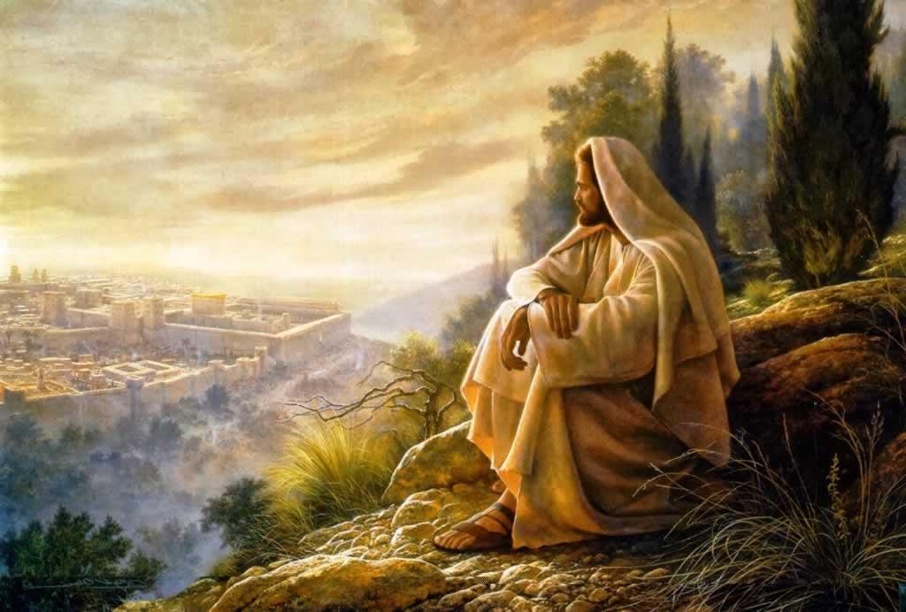 """Jesús de Nazaret: """"Y vosotros, ¿quién decís que soy yo"""