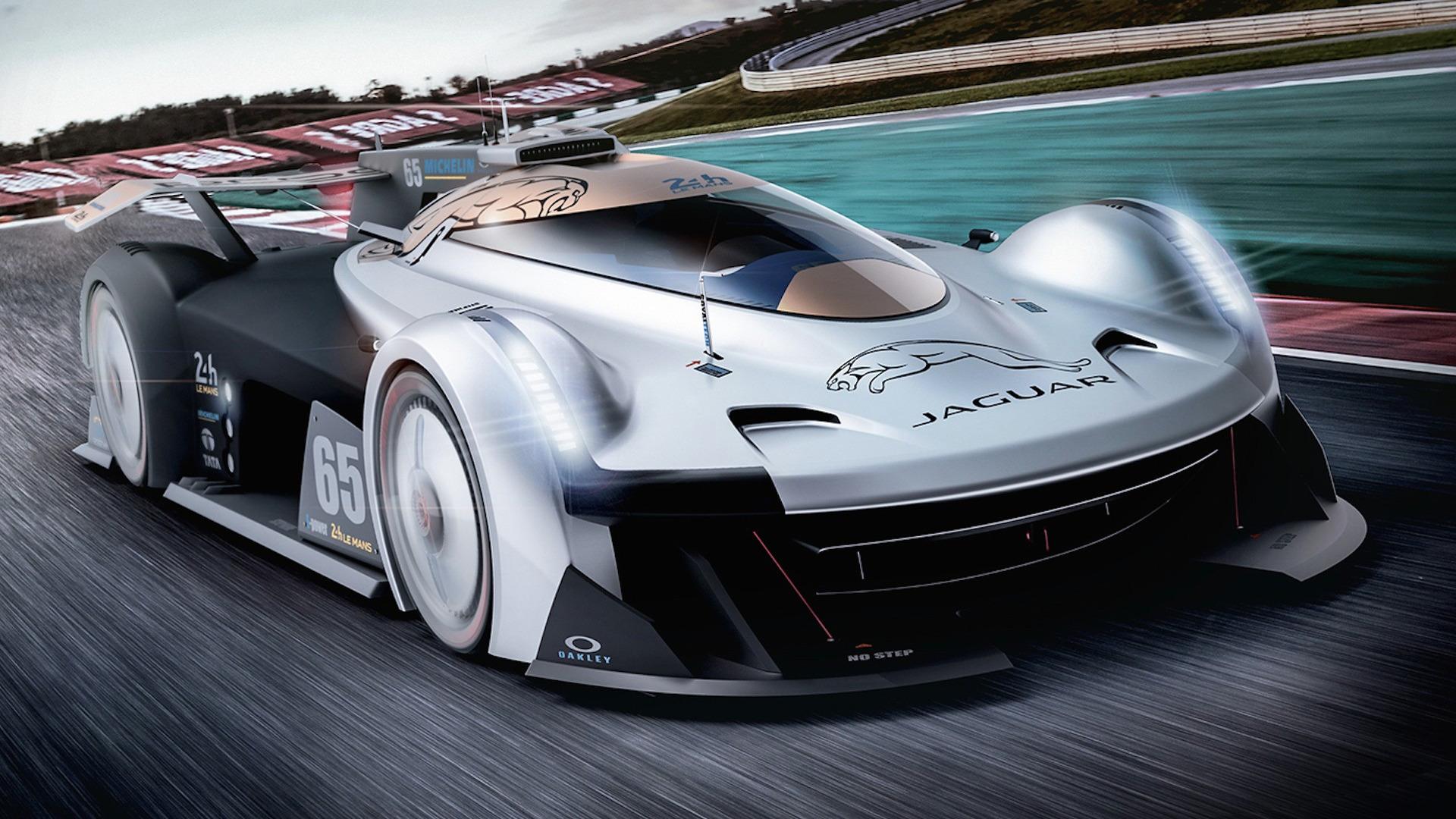 Jaguar SS-107, el coche de Le Mans en 2030 - Periódico El ...