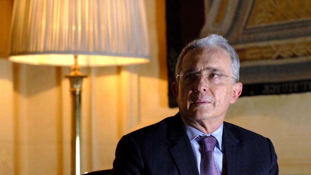 Álvaro Uribe Vélez big
