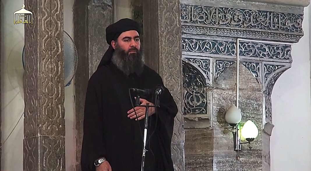 Bakr Al Baghdadi