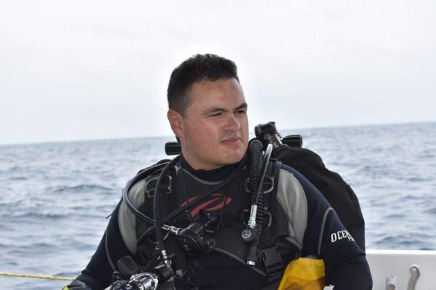 Buzos de la Armada Nacional aportan a la investigación marina 3