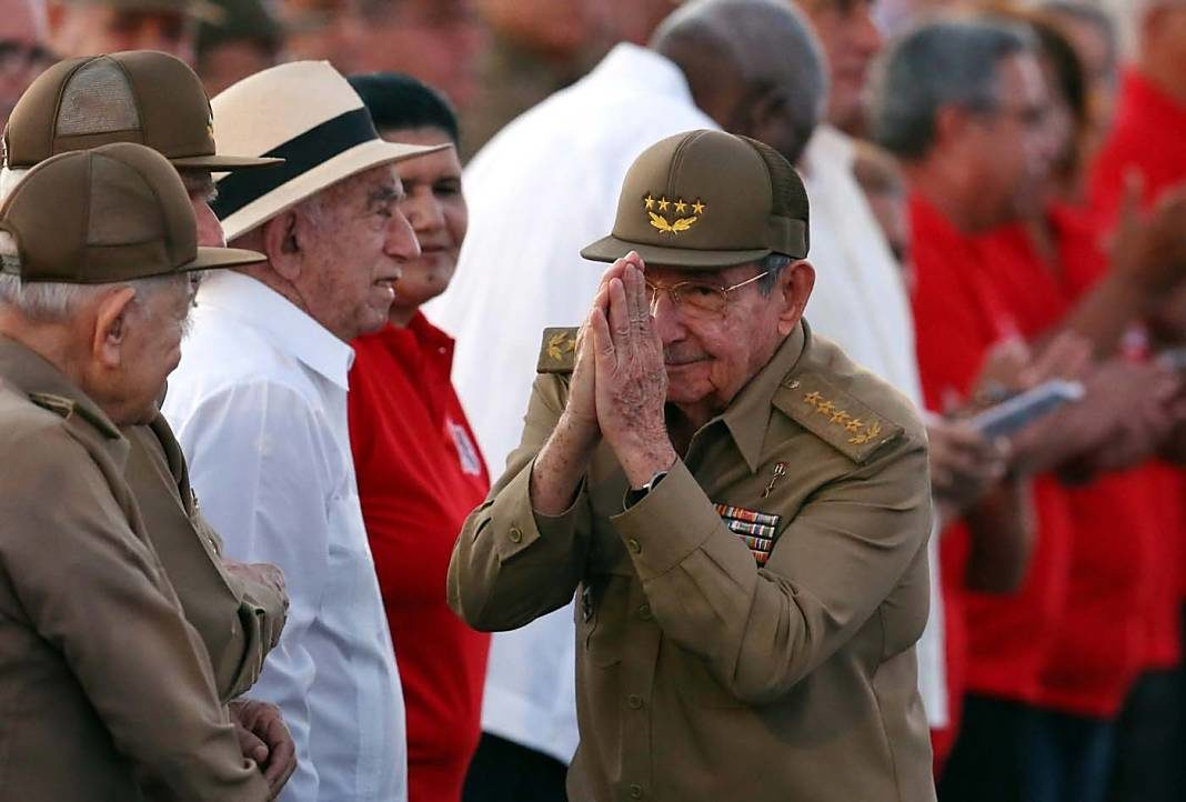 Cuba crisis en Venezuela