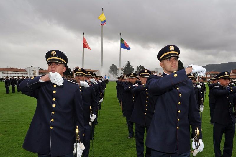 La Escuela Militar de Cadetes General José María Córdova