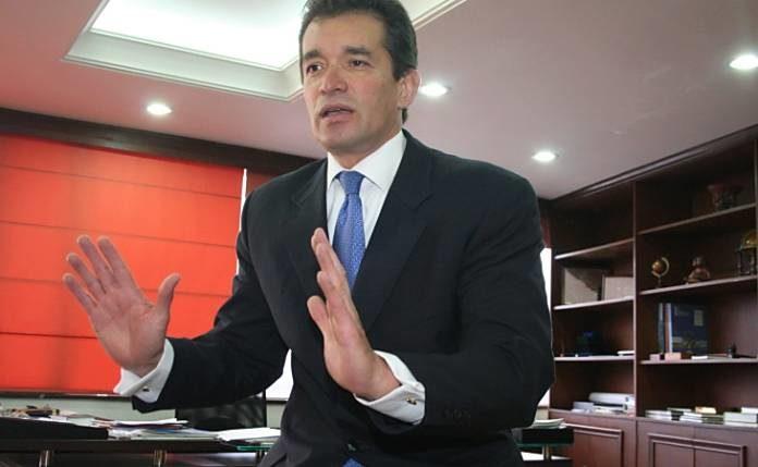 Javier Díaz Molina presidente de Analdex