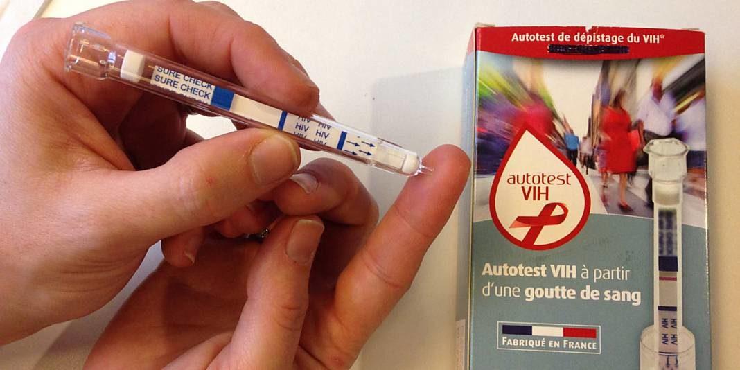 auto-tests del sida