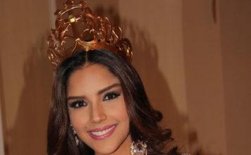 La Señorita Colombia Laura González Ospina