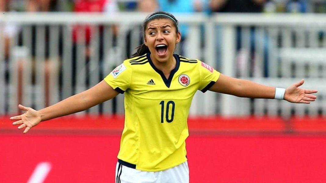 Fútbol femenino Yoreli Rincón