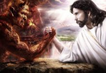 jesus vs diablo