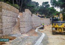 construcción de obras hidráulicas