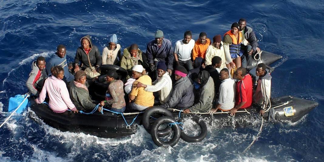 inmigrantes mediterraneo