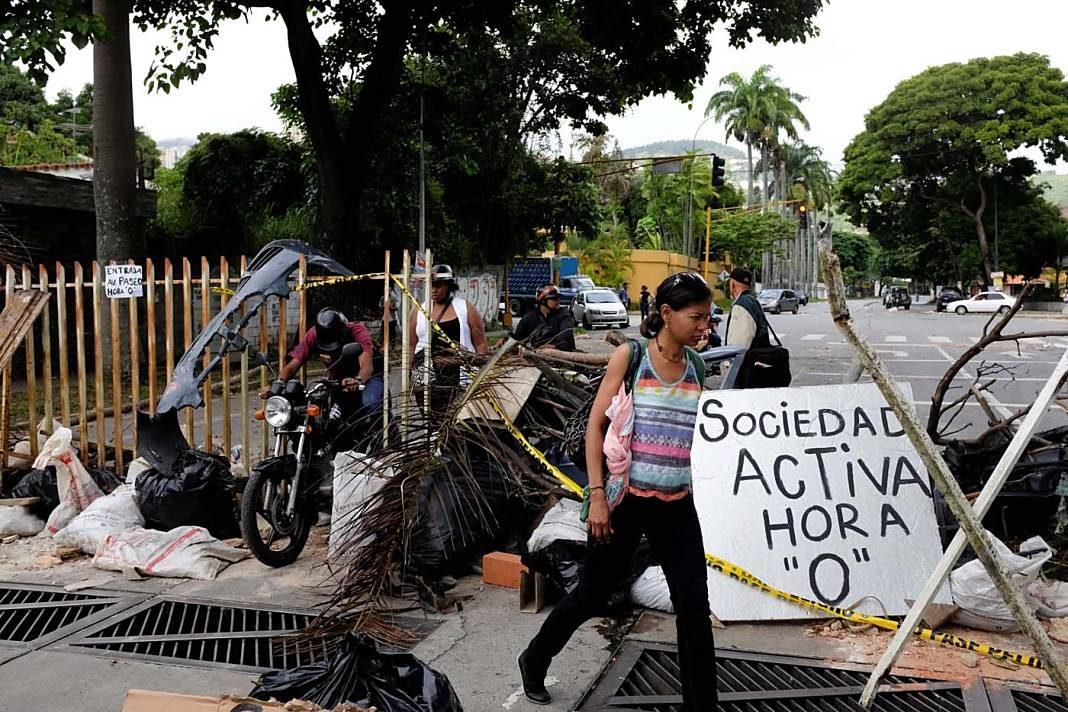 paro cívico venezuela