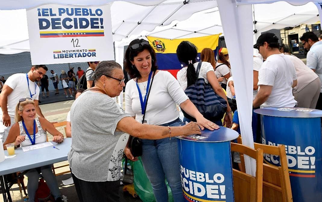 plebiscito venezuela