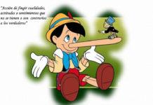 mentirosos