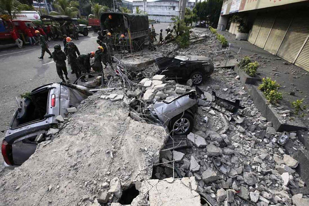 terremoto filipinas