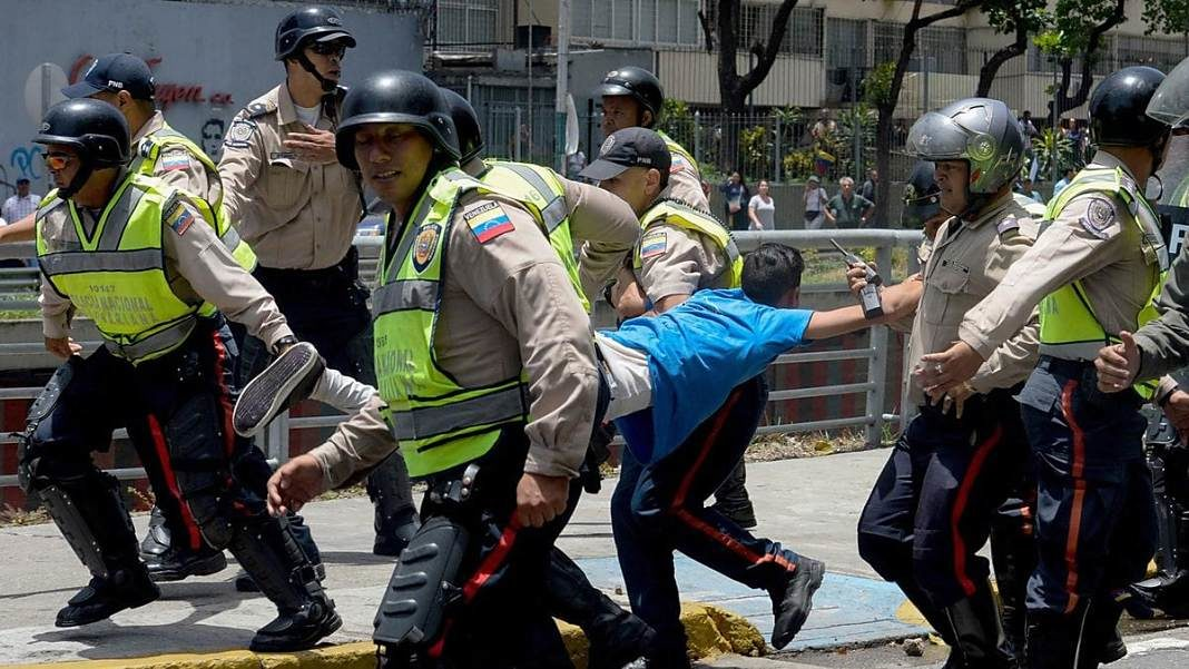 torturas venezuela