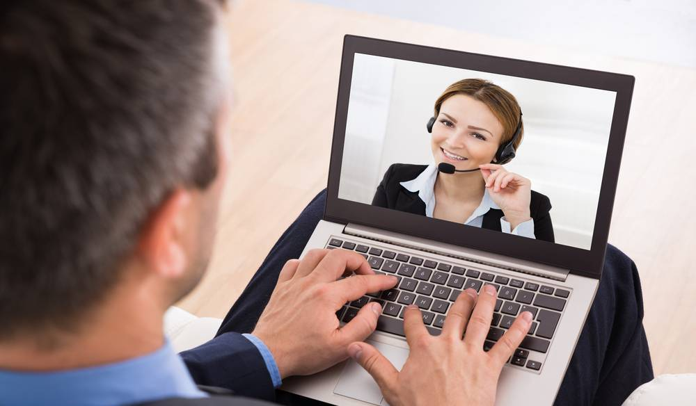 Video call Center