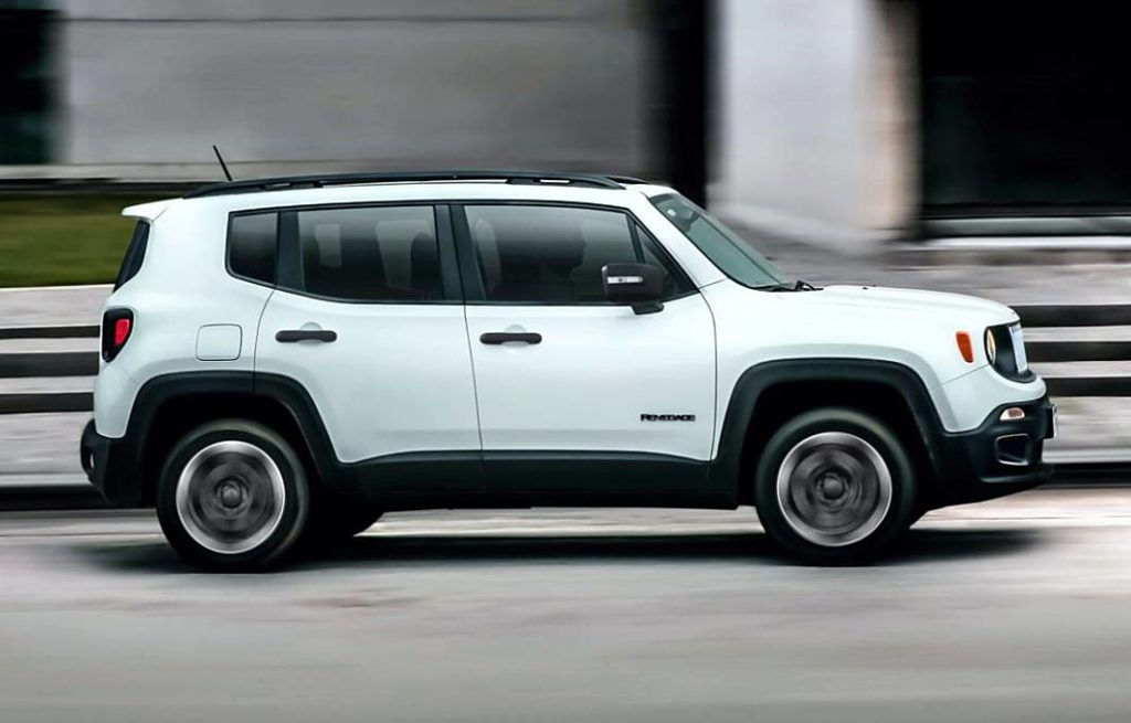 Jeep Renegade Sport1+1