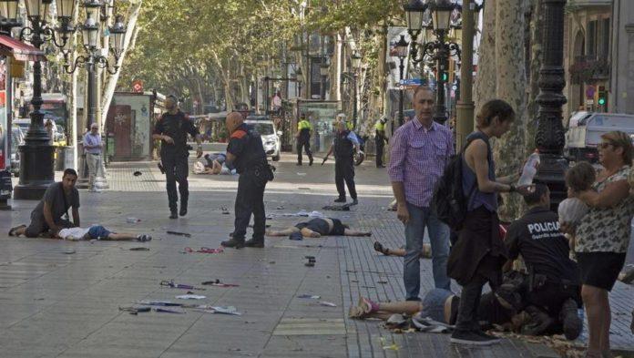 atentado barcelona+1