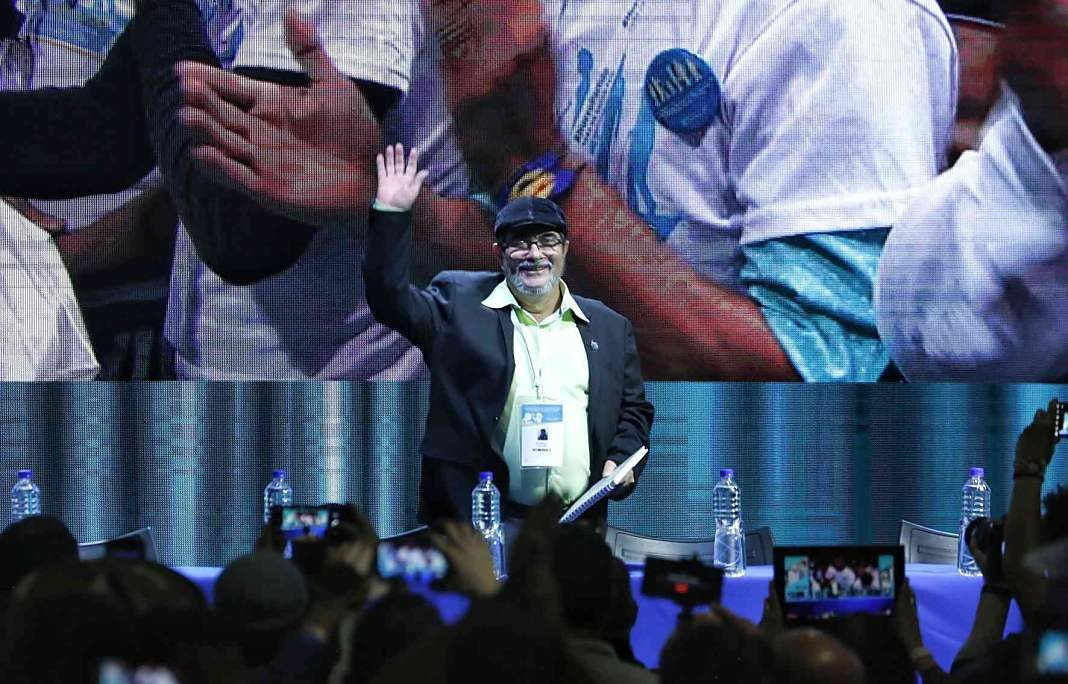 congreso FARC
