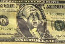 dolar bolivar de espanto