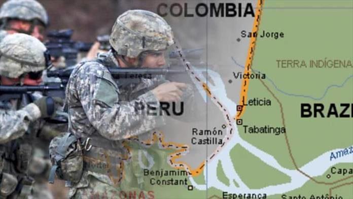 ejercicios militares conjuntos