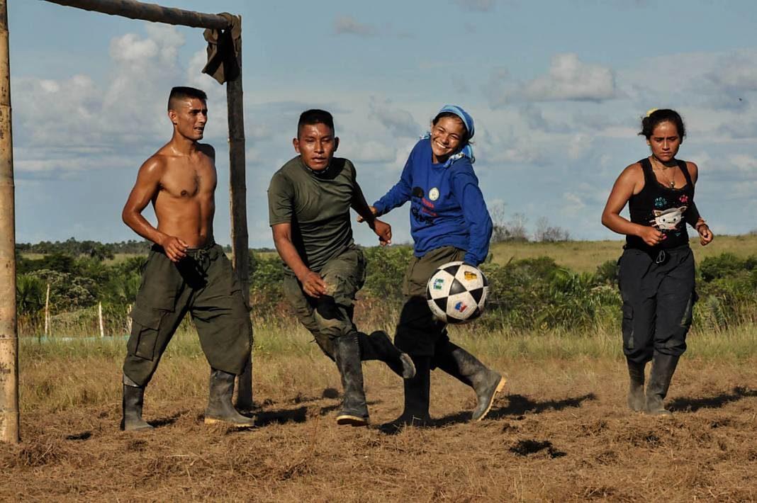 equipo futbol farc