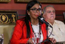 golpe estado venezuela delcy rodriguez