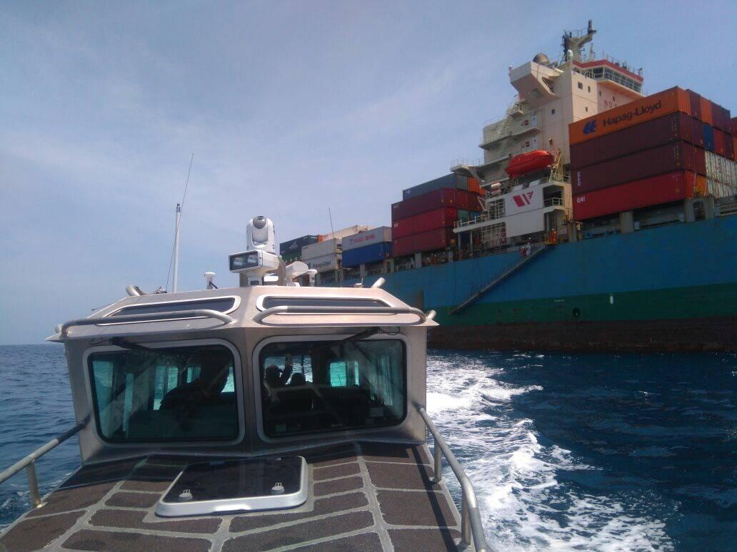 heridos de buque mercante 2