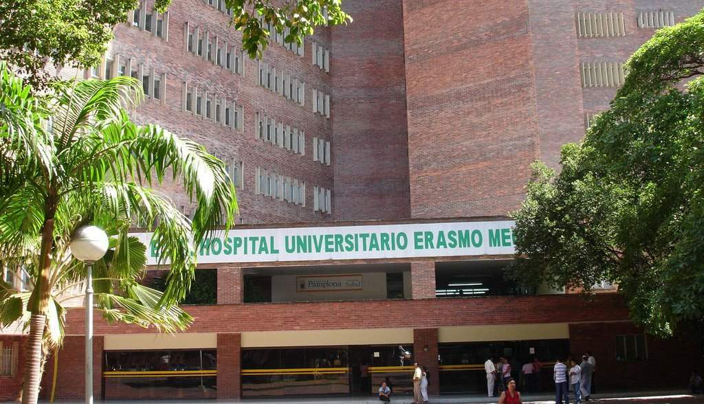 hospital erasmo meoz