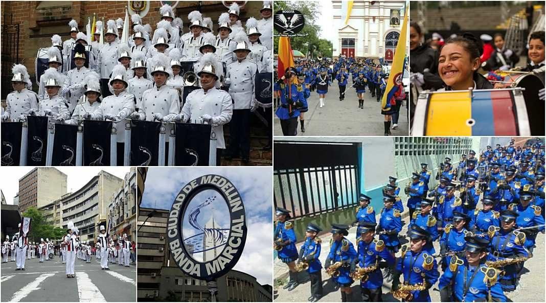 l festival de bandas de Marcha Bacatá+1