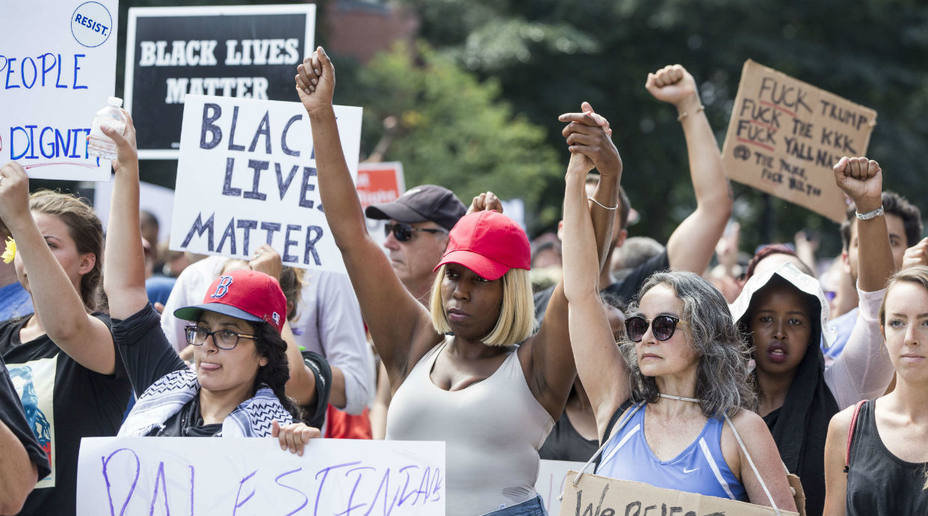 manifestacion Boston