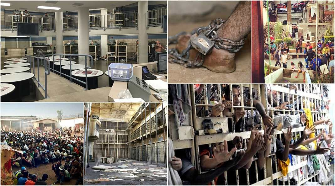 prisones peligrosas