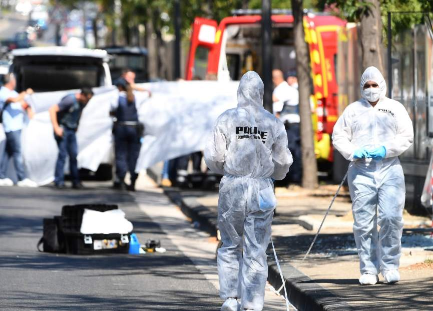 terrorismo Marsella