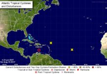 tormenta tropical Harvey