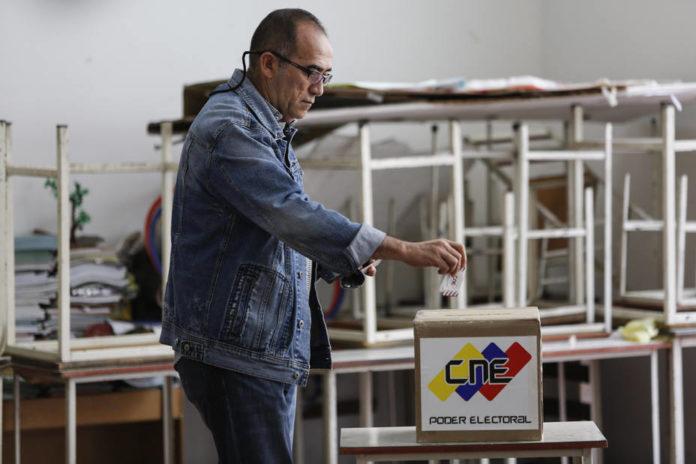 trampa eleciones venezuela