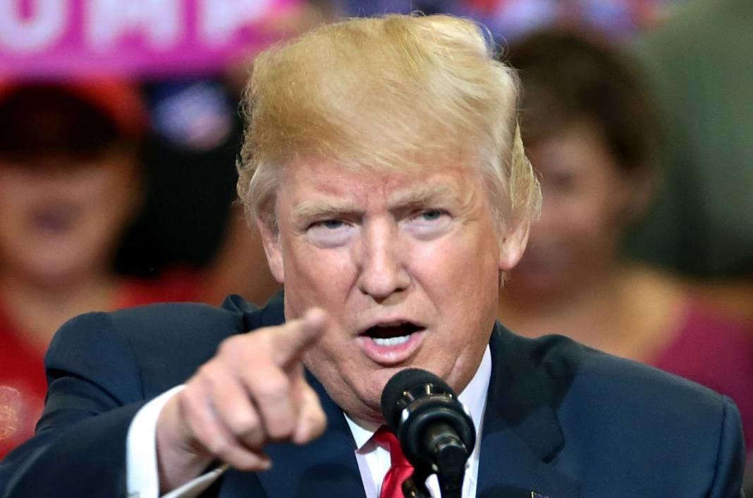 trump amenaza fuego y furia