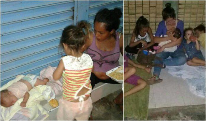 venezolanos en Maicao