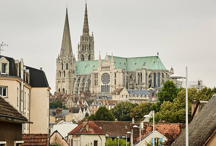 Chartres catedral