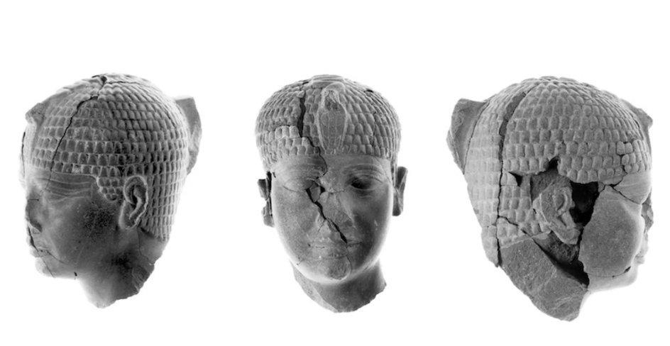 Estátua 4300 anos