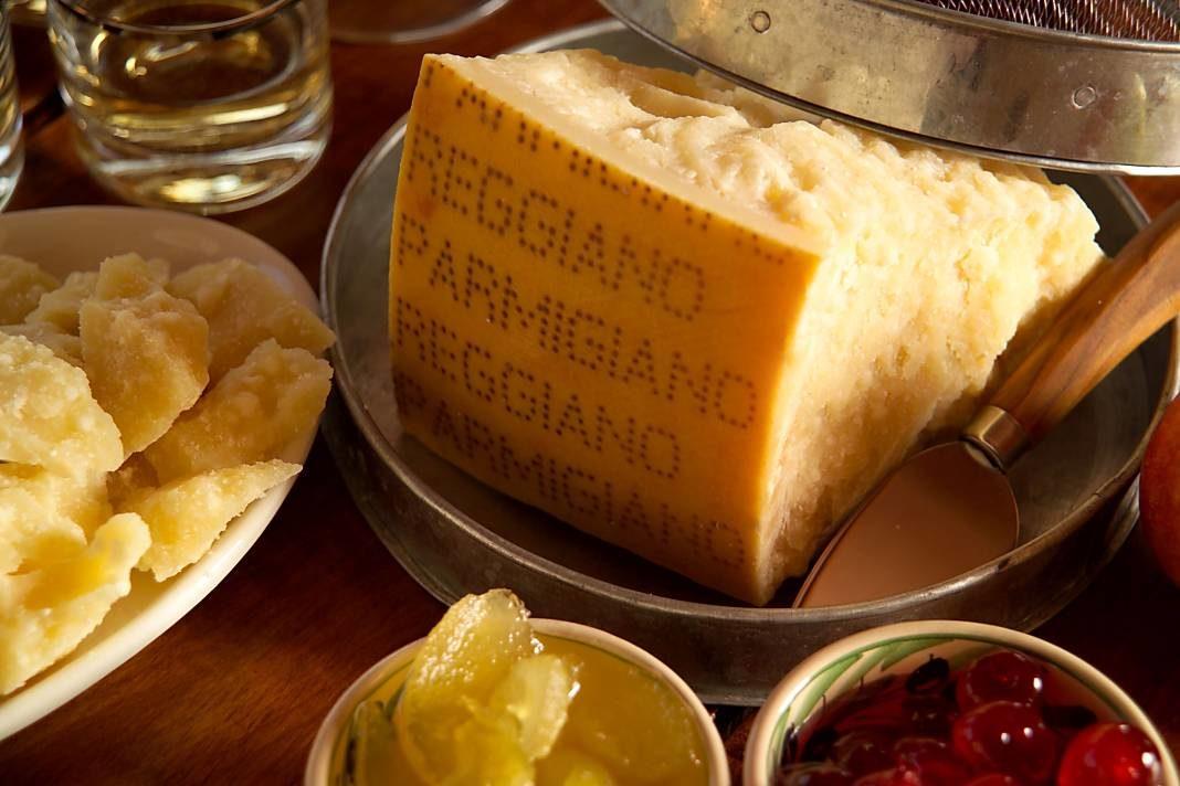 Parmigiano Reggiano+1