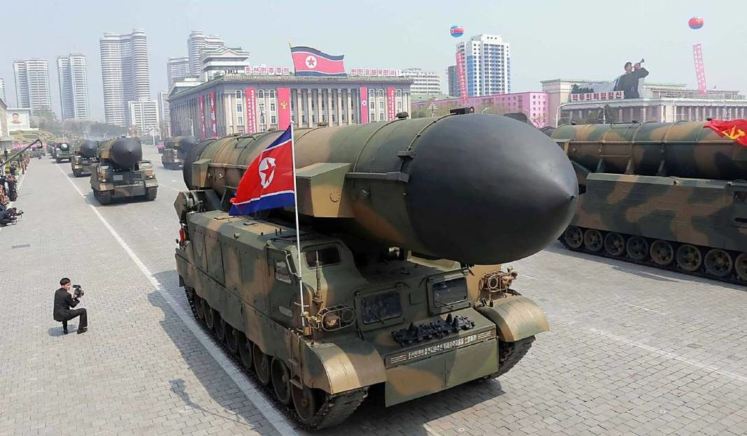 armas corea del norte