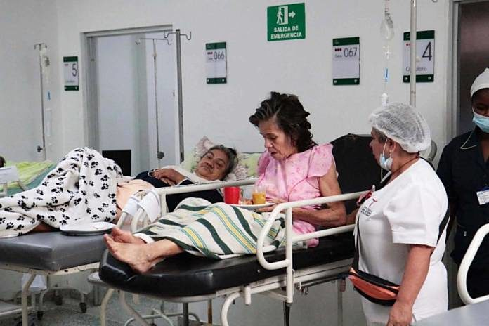 atencion medica venezolanos+1