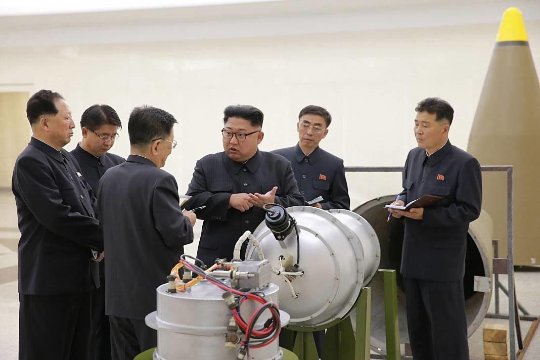 corea nucleare