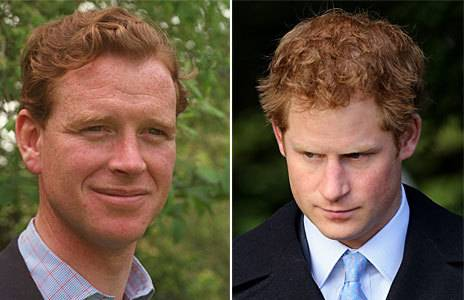 James Hewitt y Enrique