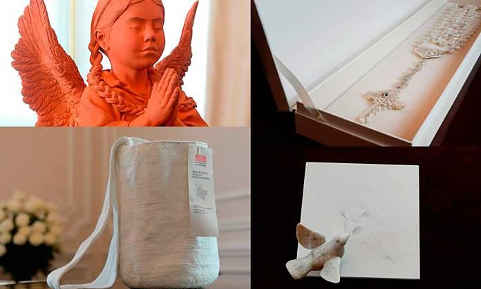 regalos presidente papa+1